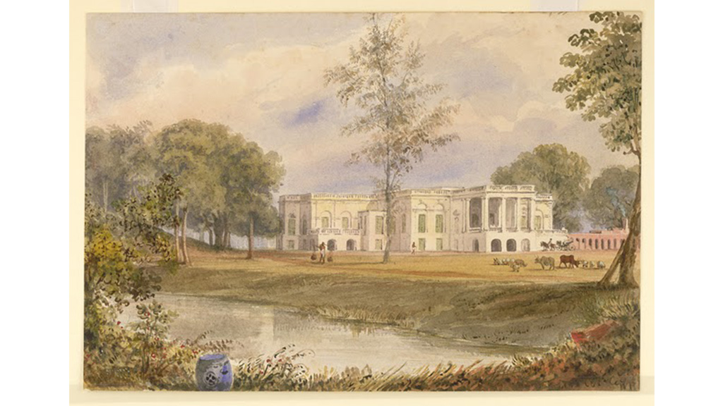 Belvedere Estate: Warren Hastings' House