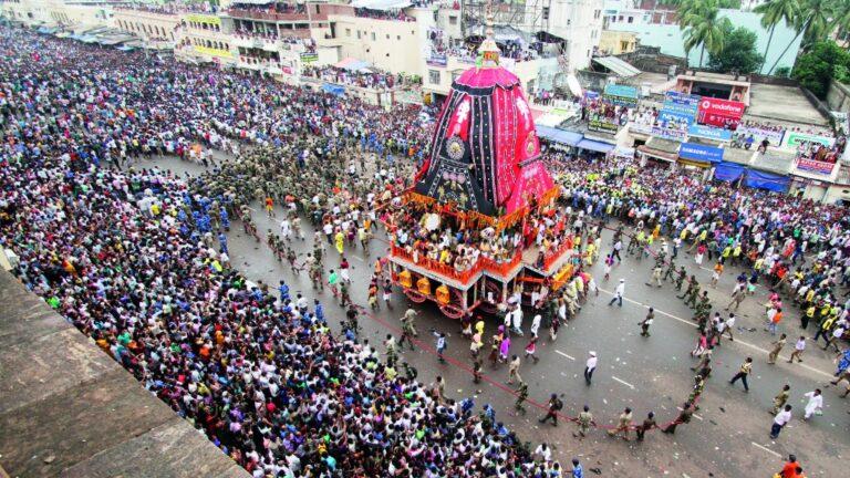 Jagannath's Ratha Yatra