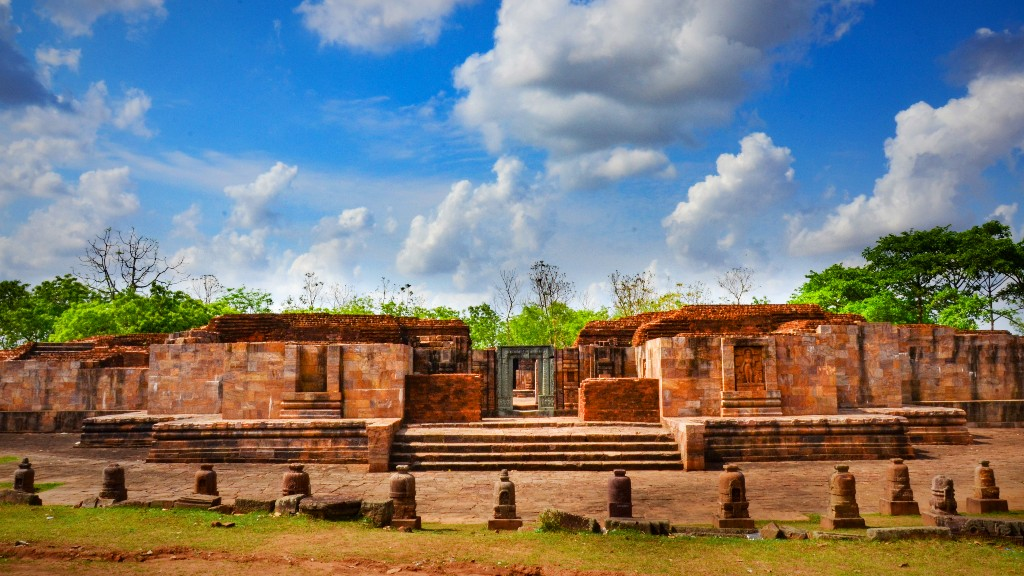 Ratnagiri: The Seat of Tantric Buddhism in Odisha