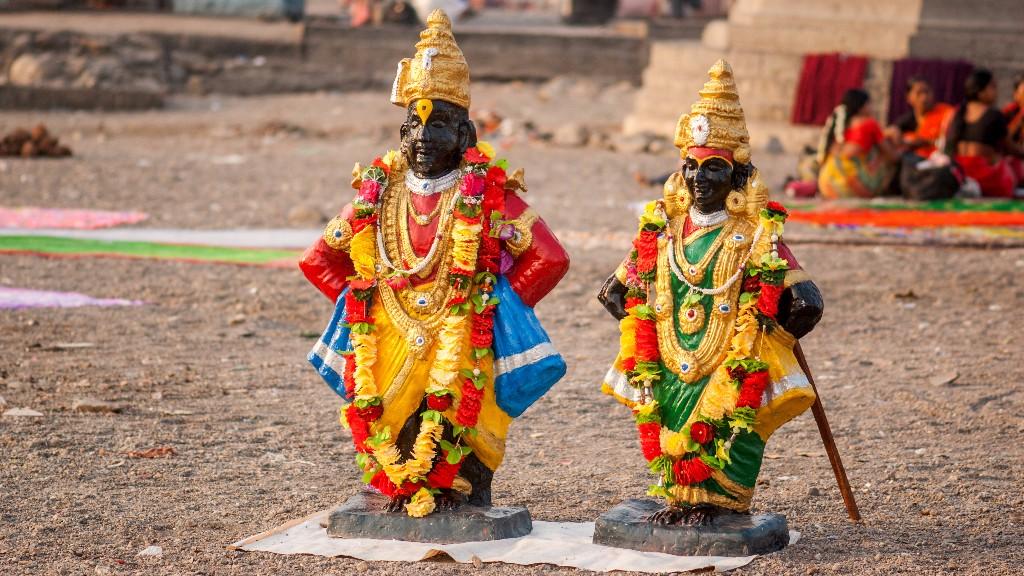 The Great Pandharpur Pilgrimage