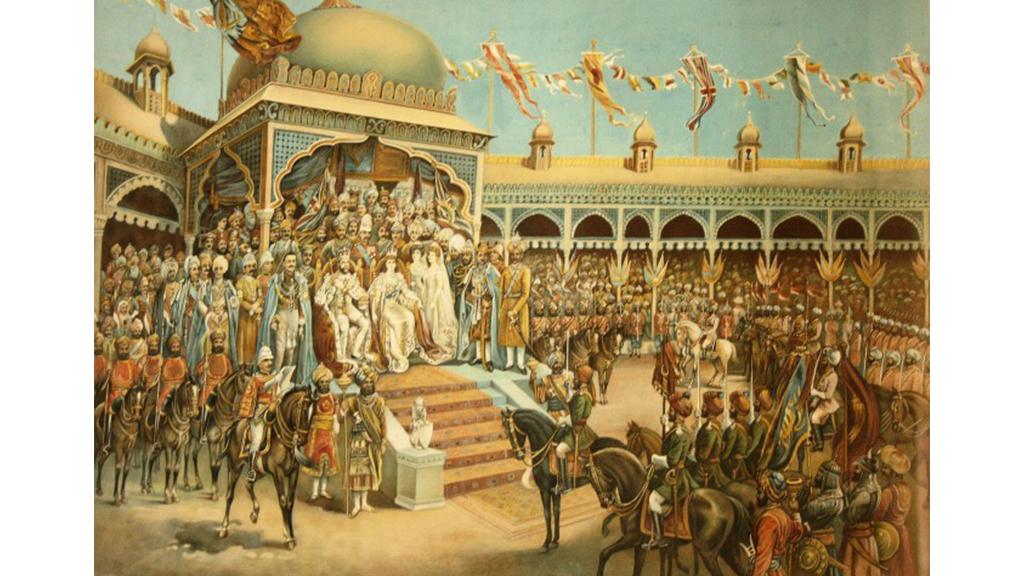 Princely Palaces of Delhi