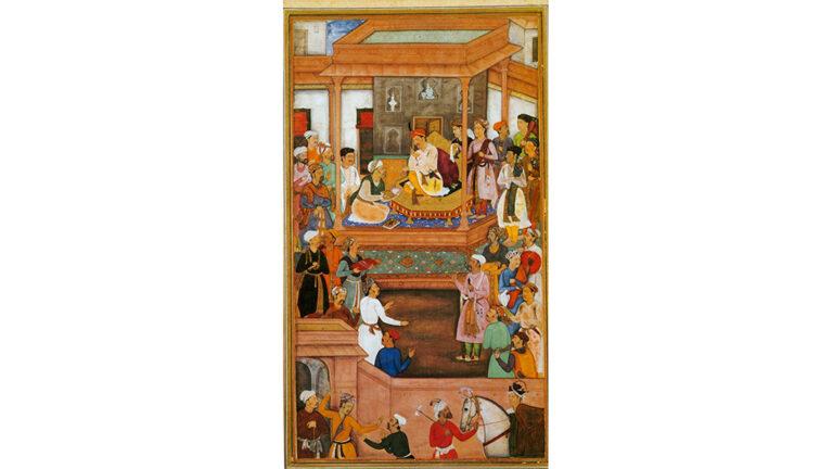 Orchha & the Murder of Abul Fazl