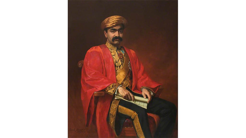 Gondal's Doctor Maharaja
