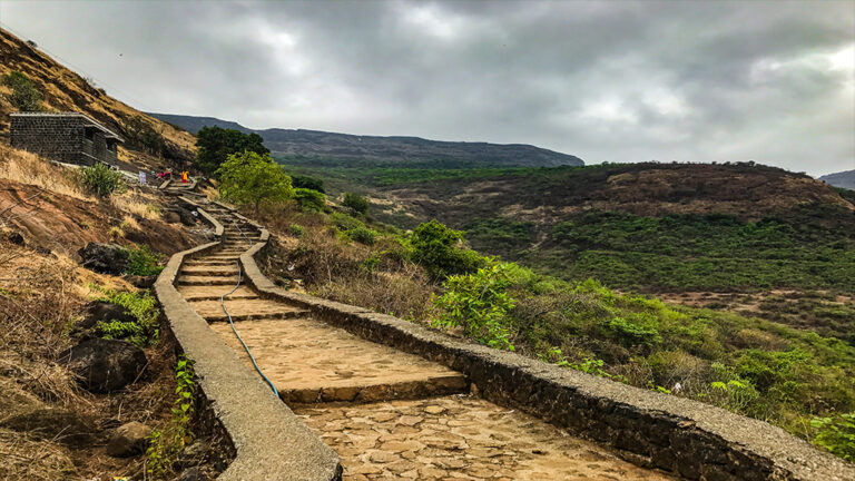 Bhaja Caves: Along the Trade Route