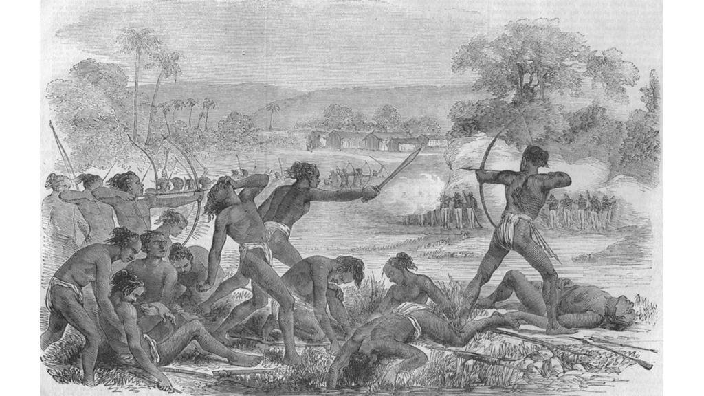 The Forgotten Santhal Revolt of 1855