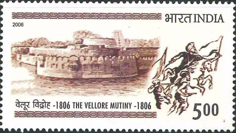 The Vellore Mutiny of 1806