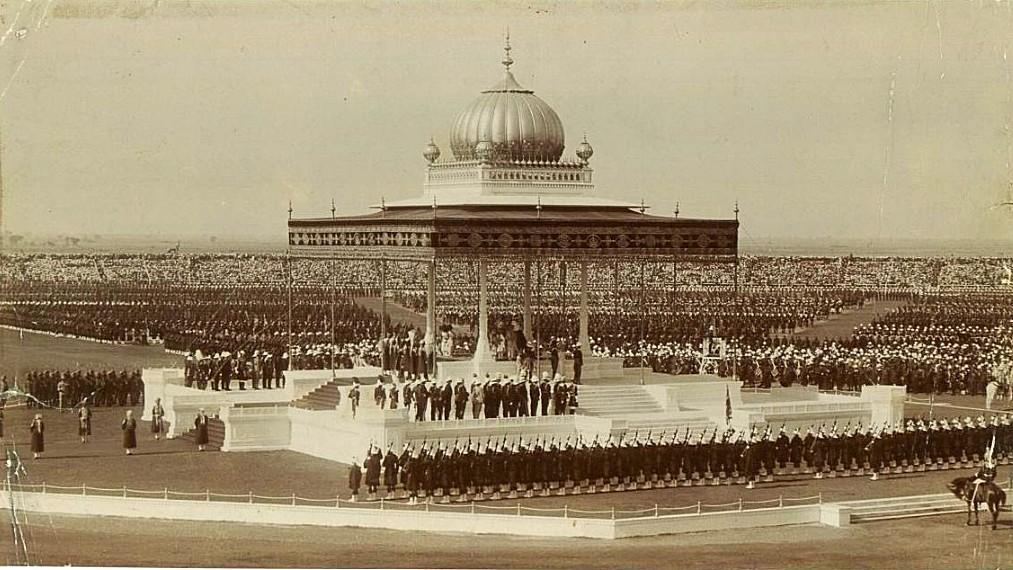 Delhi Durbar of 1911