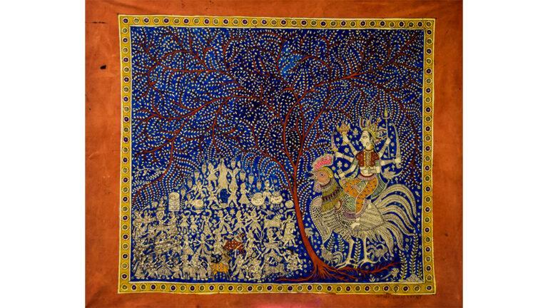 Gujarat's Portable Temples