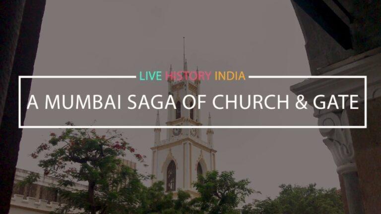 The Mumbai Saga of Church & Gate