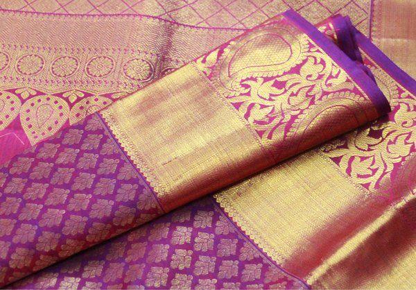 Kanjivaram: The Romance of Silk