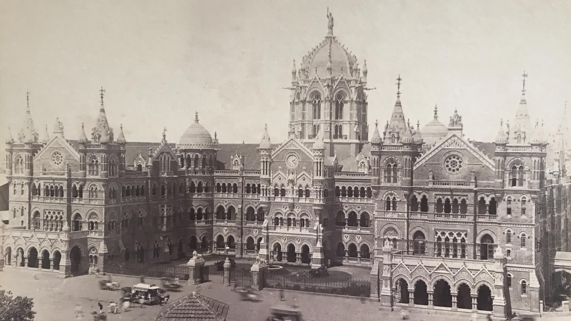 Bygone Bombay