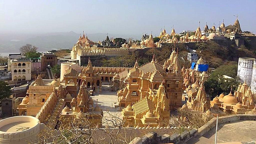 Palitana: The Jain Temple Town