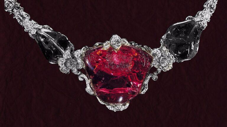 The Fabulous Timur Ruby