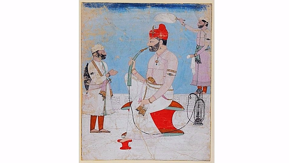 Sansar Chand – The Emperor of the Hills