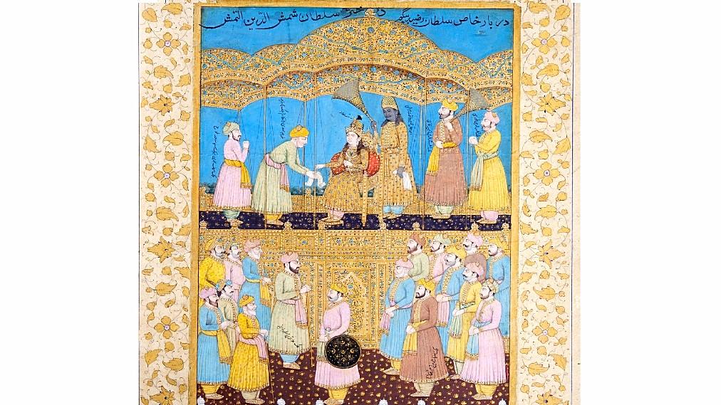 The Story of Raziyat-ud-din: Razia Sultan