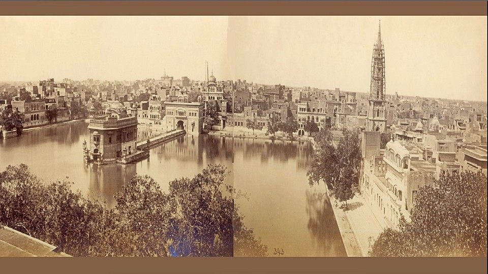 The Making of Amritsar