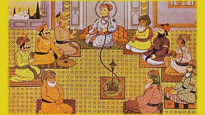 In Search of Akbar's Wise Men