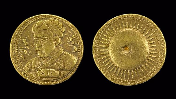'Scandalous' Coins of Jahangir