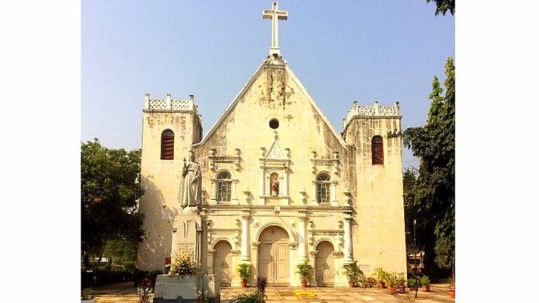 St. Andrew's Church – Older than the Taj!