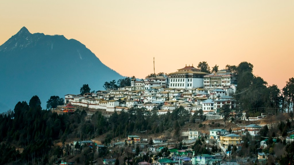 Tawang Monastery and the Tale of the Hats