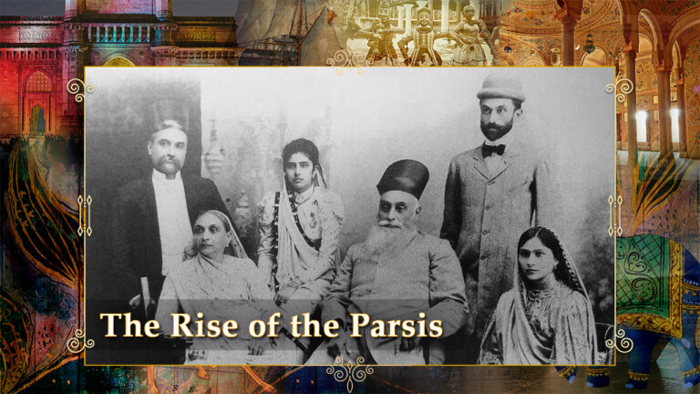 The Rise of the Parsis