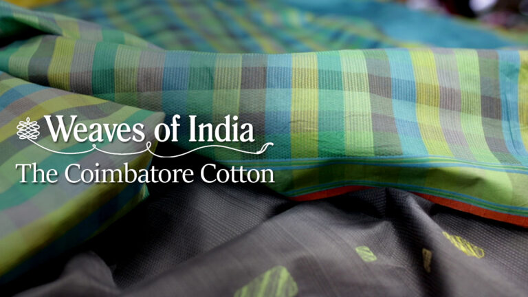 Coimbatore's Famed Cotton