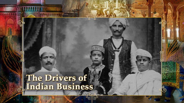 Marwaris: The Drivers of Indian Business