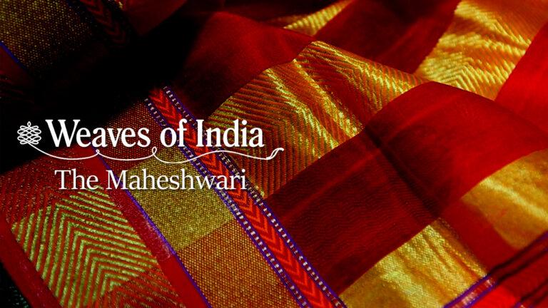 Maheshwari Sari: A Legacy of a Queen