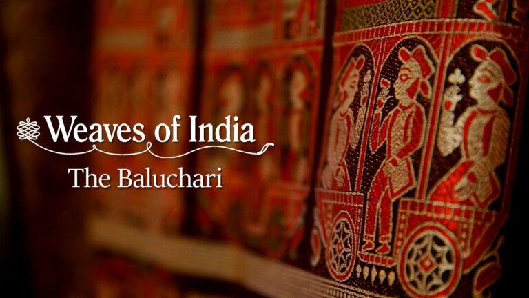 Woven Tales of the Baluchari