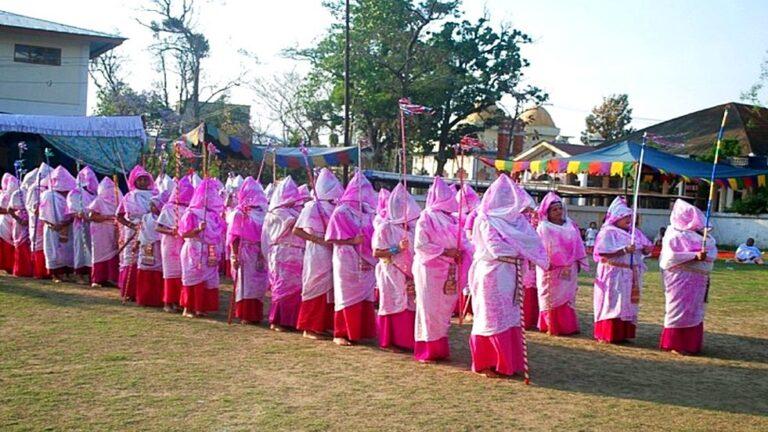 Yaosang – Holi the Manipur Way!