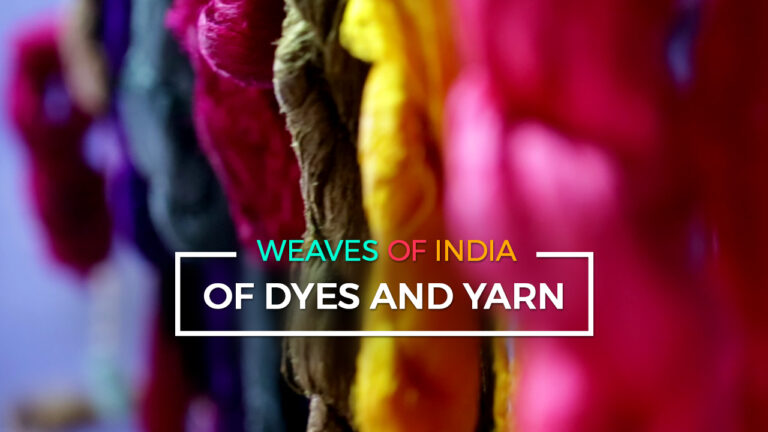 Of Dyes and Yarn