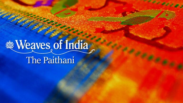 Paithani: The Majestic Weave