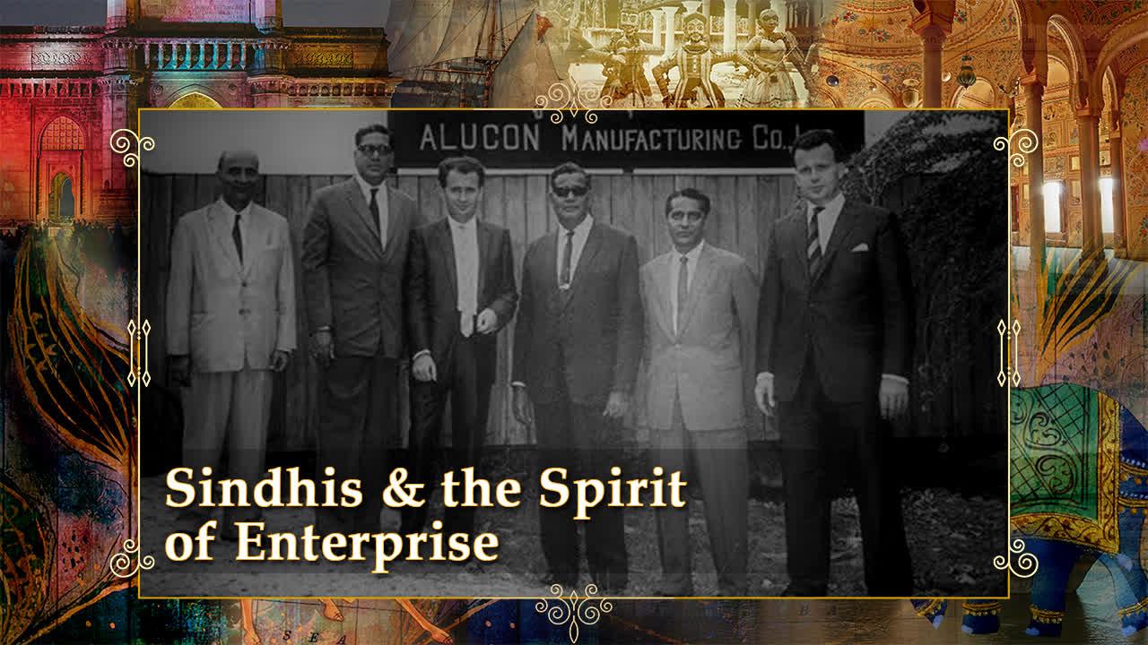 Sindhis & the Spirit of Enterprise