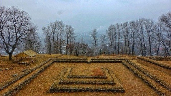 The Harwan Monastery: A Relic of Kashmir's Buddhist Past