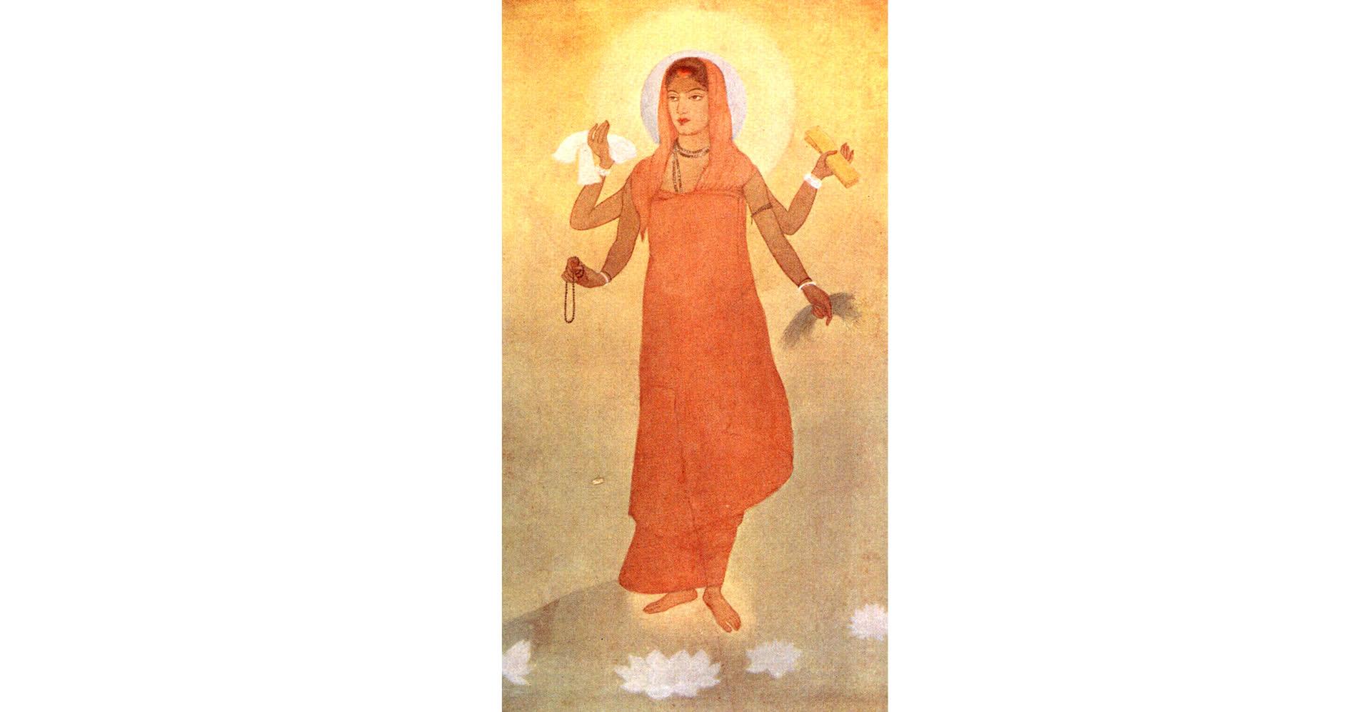 Bharat Mata – From Art To Reality