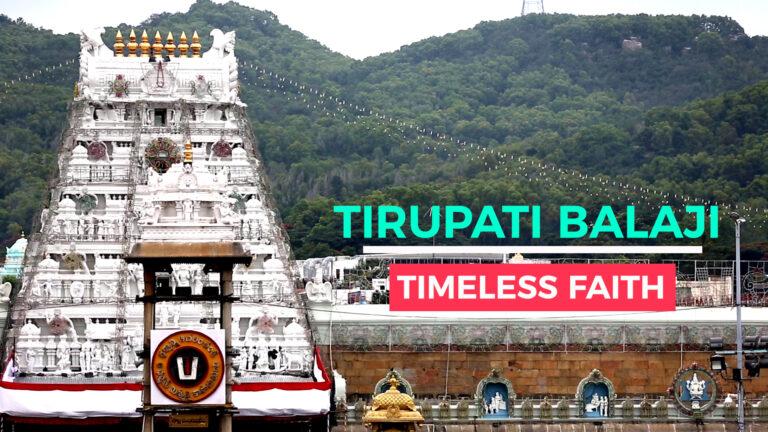 Tirupati Balaji: Timeless Faith