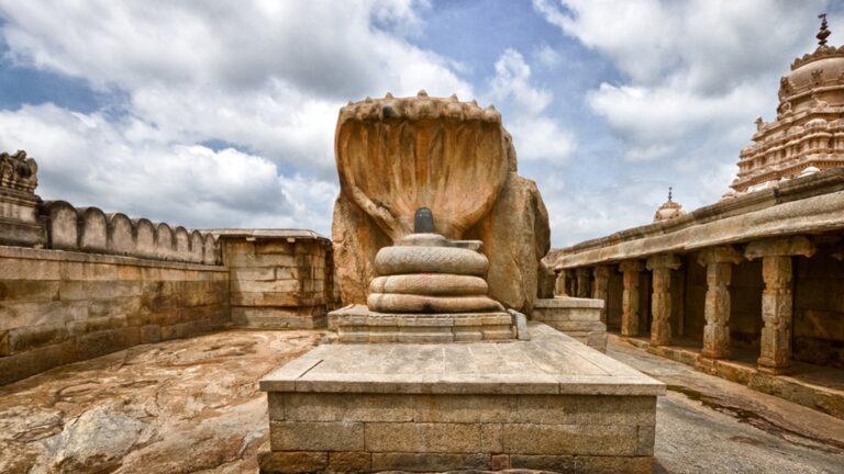 Lepakshi: Poetry in Stone