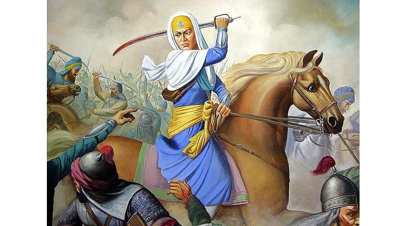 Mai Bhago – The Great Sikh Warrior
