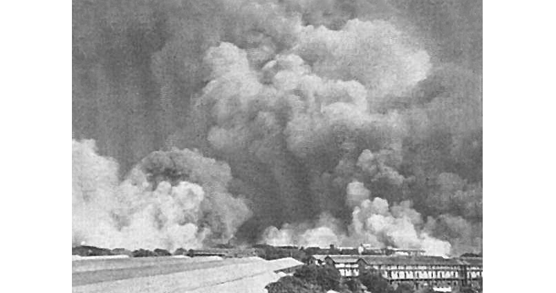 The Explosion that shook Bombay in 1944