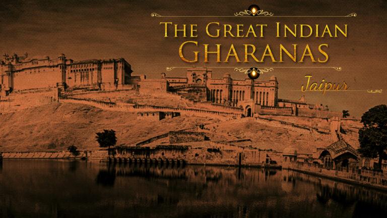 Jaipur Gharana