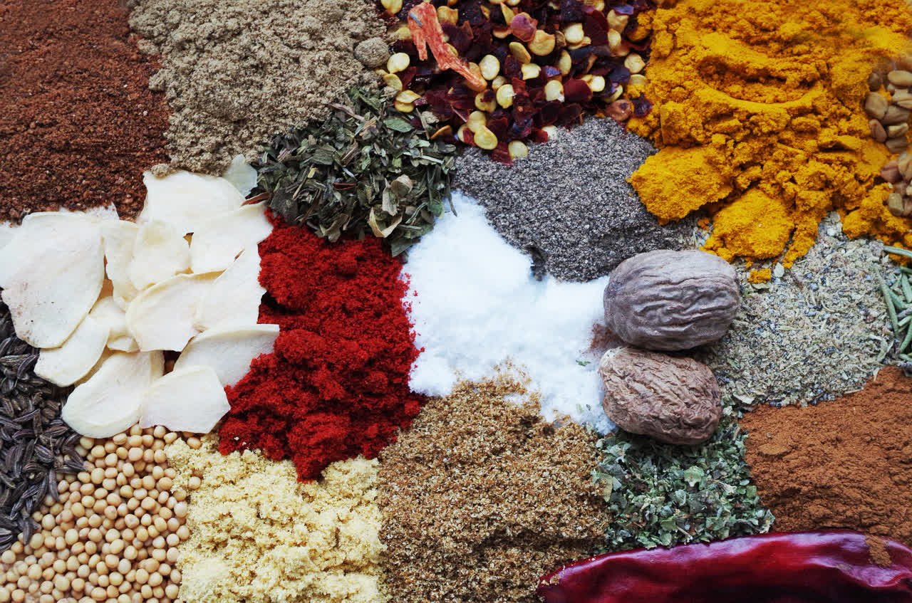 Tracing India's Food Journey – Of Sugar & Spice
