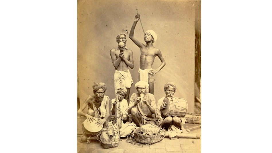 The 'Jugglers' Mutiny'