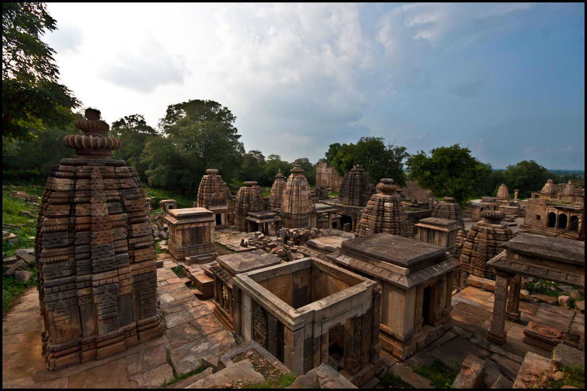 Chambal's Haunting Temples