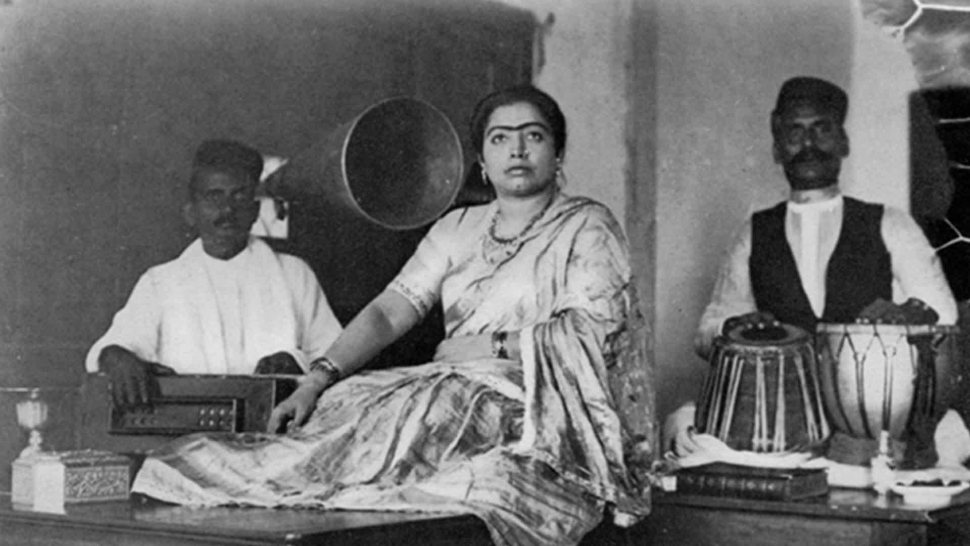 Gauhar Jaan, the Gramophone Queen of India