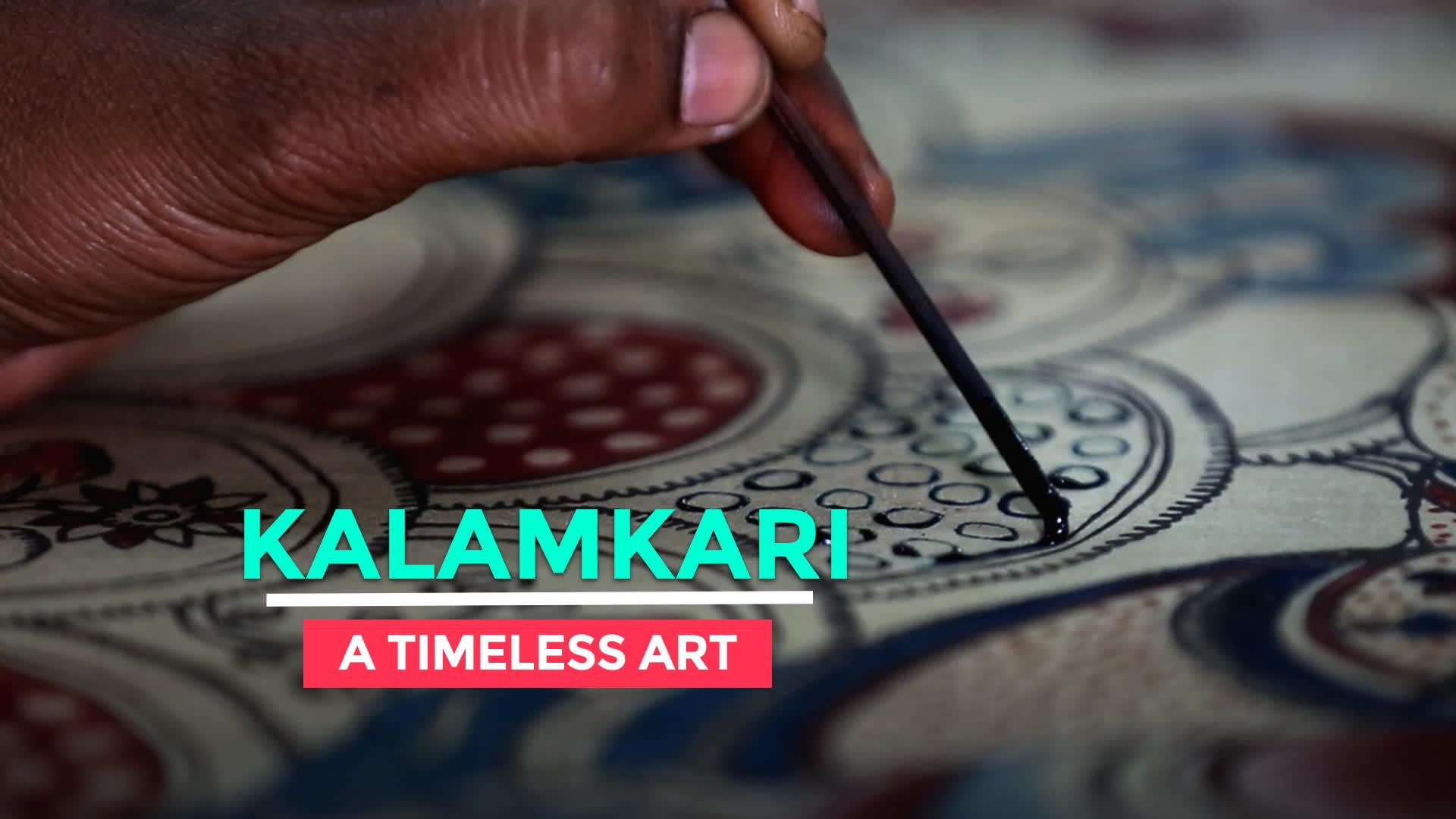 Kalamkari: A Timeless Art