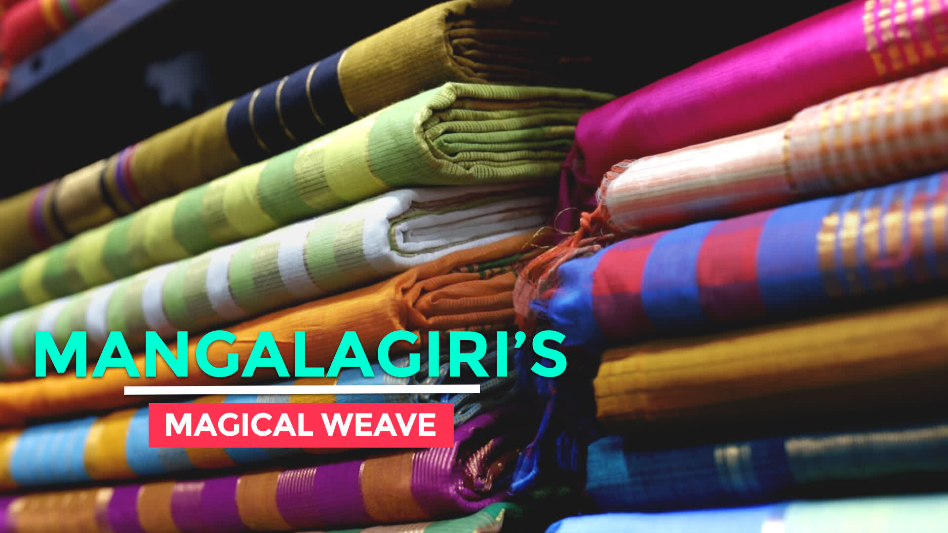 Mangalagiri's Magical Weave