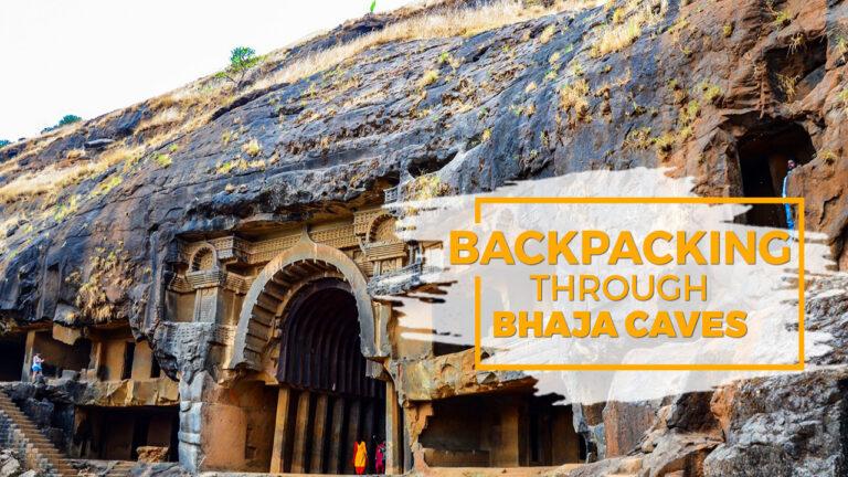 Backpacking through Bhaja Caves