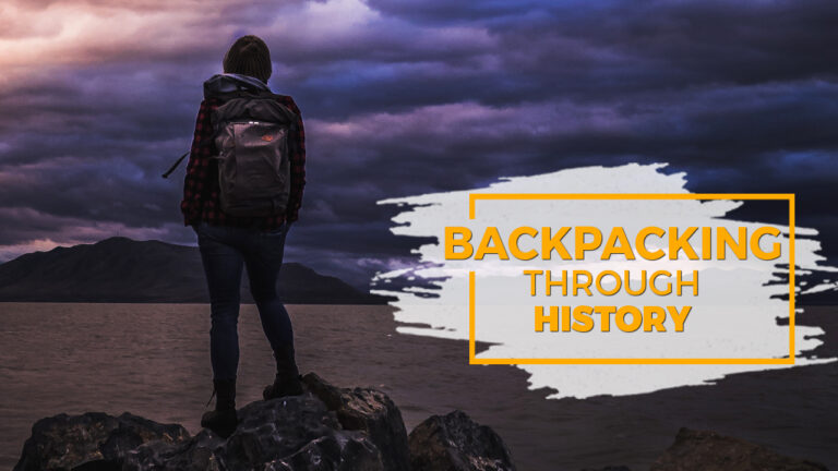 Backpacking through History