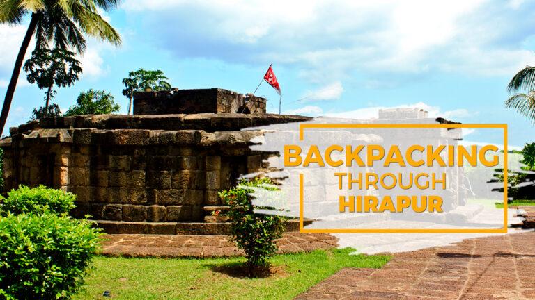 Backpacking through Hirapur