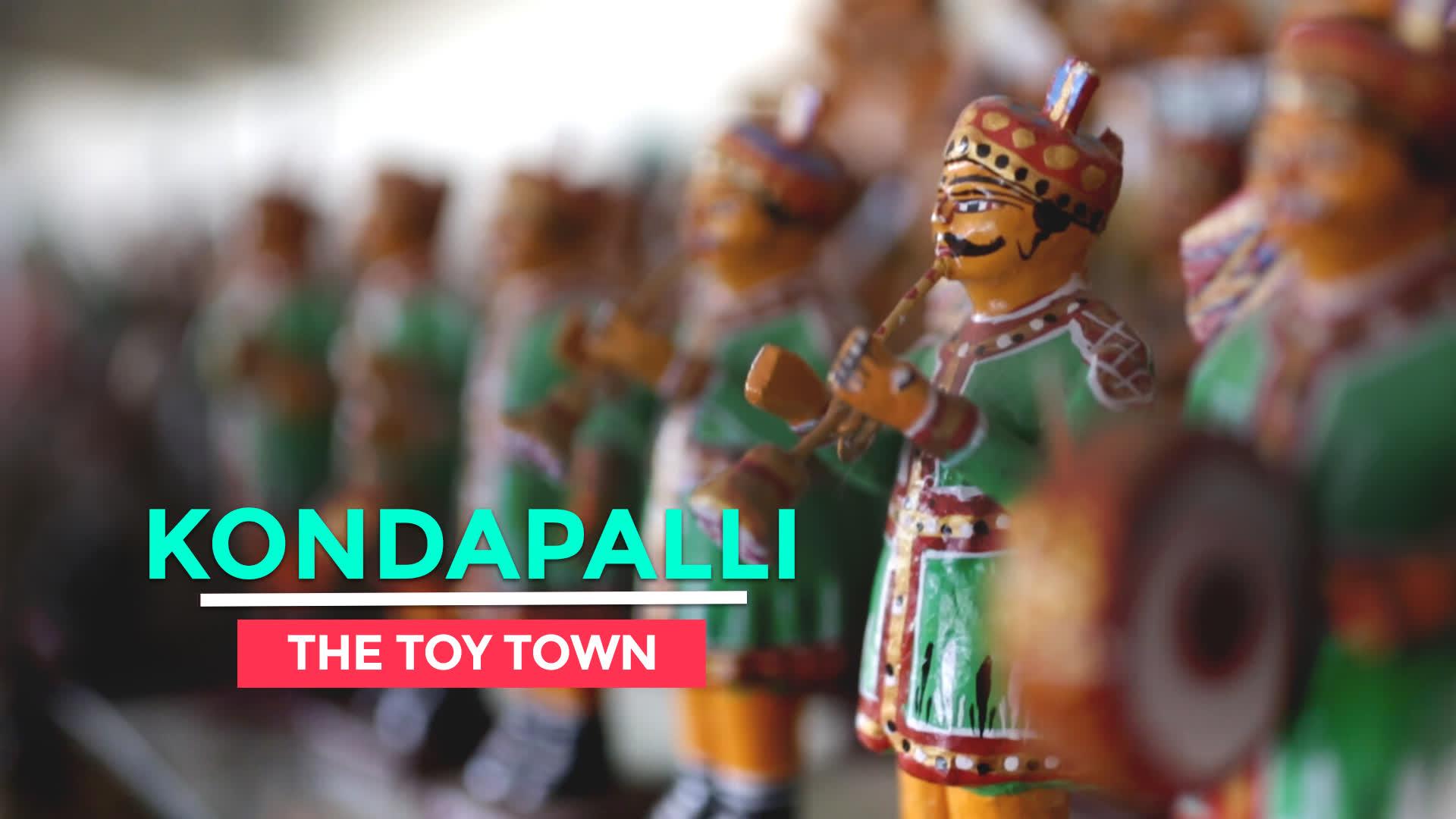 Kondapalli: The Toy Town